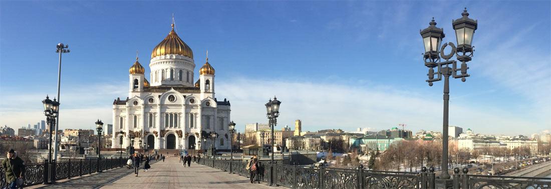 Russie pour célibataires, et ses innombrales visites